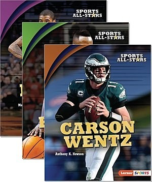 Cover: Sports All-Stars (Lerner ™ Sports) Fall 2019 New Releases — Library Bound Set
