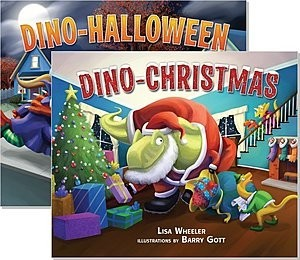 Cover: Dino-Holidays — eBook Set