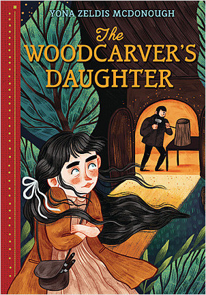 Cover: The Woodcarver's Daughter
