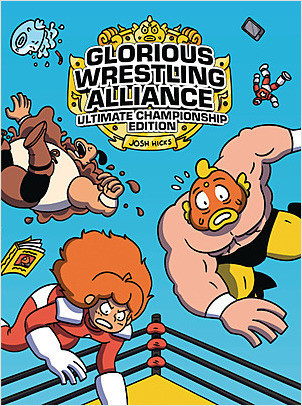 Cover: Glorious Wrestling Alliance: Ultimate Championship Edition