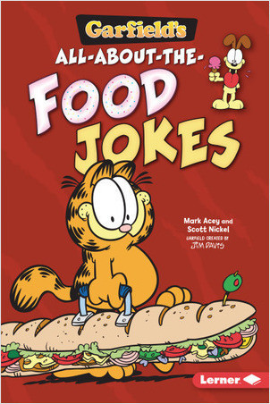 Cover: Garfield's ® All-about-the-Food Jokes