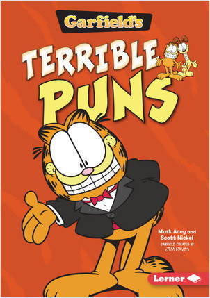 Cover: Garfield's ® Terrible Puns