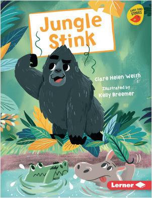 Cover: Jungle Stink