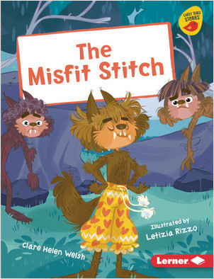 Cover: The Misfit Stitch