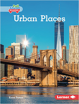 Cover: Urban Places