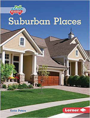 Cover: Suburban Places