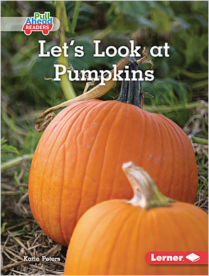 Cover: Let's Look at Pumpkins