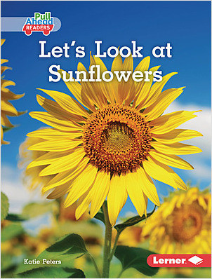 Cover: Let's Look at Sunflowers