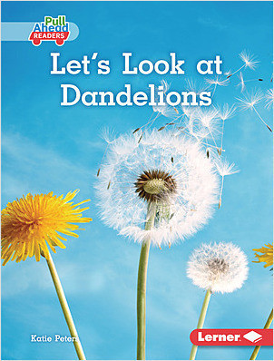 Cover: Let's Look at Dandelions