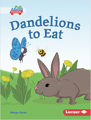 Cover: Dandelions to Eat