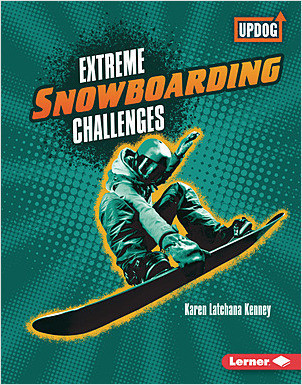Cover: Extreme Snowboarding Challenges