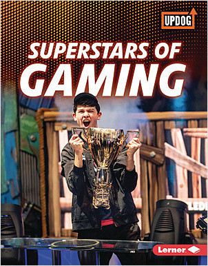 Cover: Superstars of Gaming