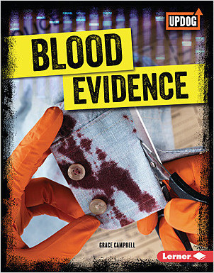 Cover: Blood Evidence