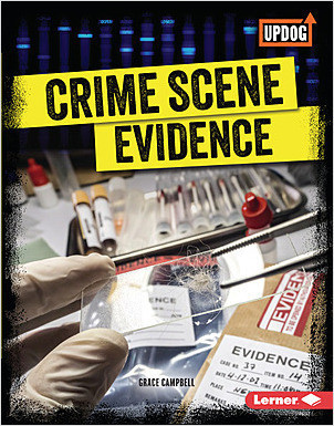 Cover: Crime Scene Evidence