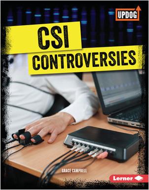 Cover: CSI Controversies