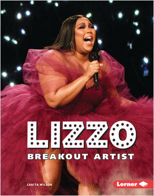 Cover: Lizzo: Breakout Artist