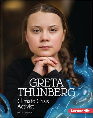 Cover: Greta Thunberg: Climate Crisis Activist