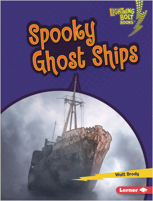 Cover: Spooky Ghost Ships