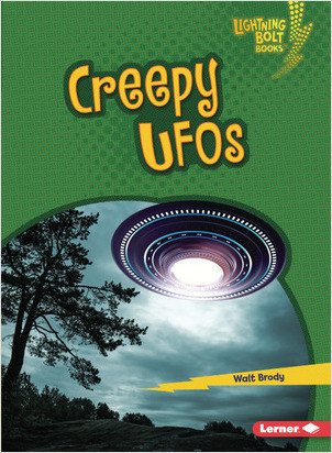 Cover: Creepy UFOs