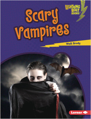 Cover: Scary Vampires