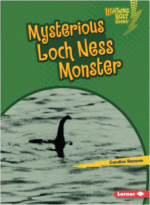 Cover: Mysterious Loch Ness Monster