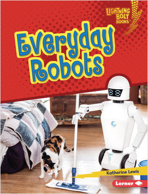 Cover: Everyday Robots