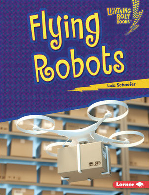 Cover: Flying Robots