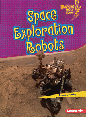 Cover: Space Exploration Robots