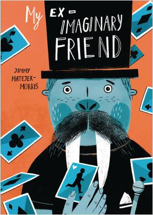 Cover: My Ex-Imaginary Friend