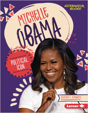 Cover: Michelle Obama: Political Icon