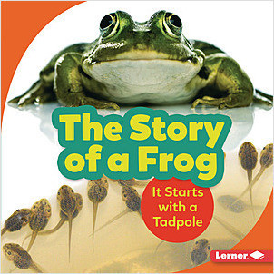 Cover: The Story of a Frog: It Starts with a Tadpole