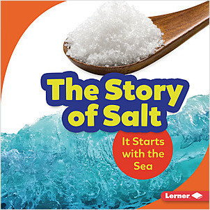 Cover: The Story of Salt: It Starts with the Sea