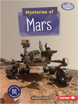 Cover: Mysteries of Mars