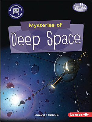Cover: Mysteries of Deep Space