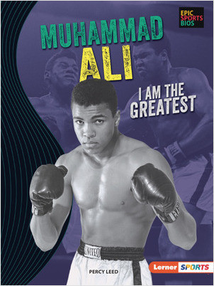 Cover: Muhammad Ali: I Am the Greatest
