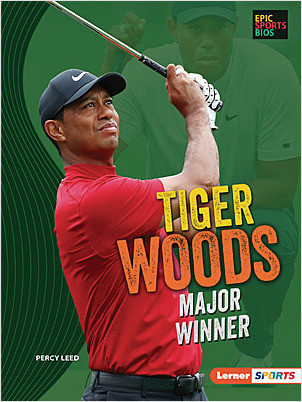Cover: Tiger Woods: Major Winner