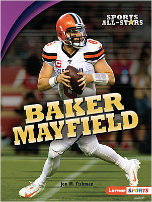 Cover: Baker Mayfield