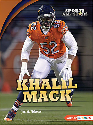 Cover: Khalil Mack
