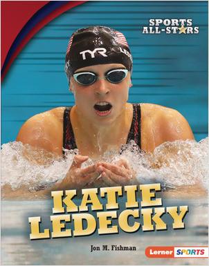 Cover: Katie Ledecky