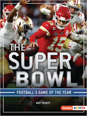 Cover: The Super Bowl: Football's Game of the Year