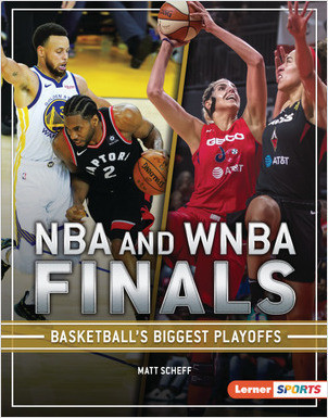 Cover: NBA and WNBA Finals: Basketball's Biggest Playoffs