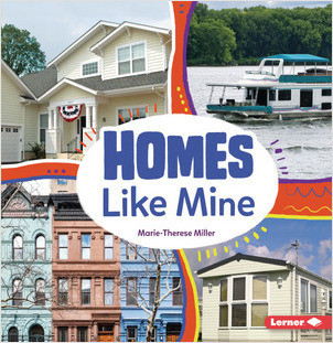 Cover: Homes Like Mine