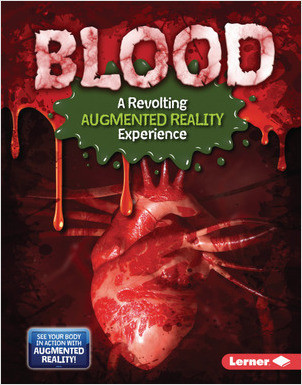 Cover: Blood (A Revolting Augmented Reality Experience)