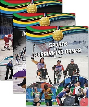 Cover: Gold Medal Games — eBook Set
