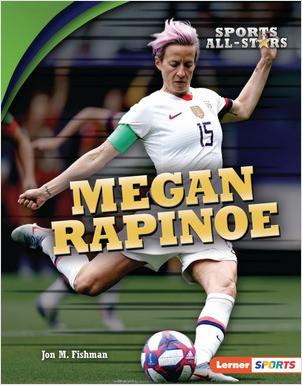 Cover: Megan Rapinoe