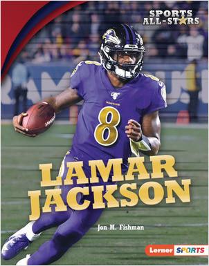 Cover: Lamar Jackson