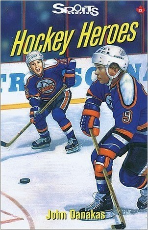 Cover: Hockey Heroes