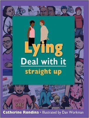 Cover: Lying: Deal with it straight up