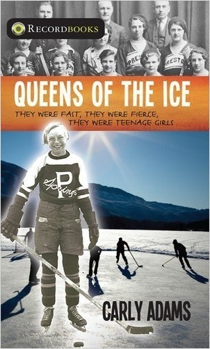 Cover: Queens of the Ice: They were fast, they were fierce, they were teenage girls