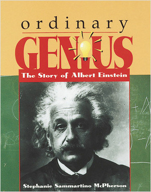 Cover: Ordinary Genius: The Story of Albert Einstein